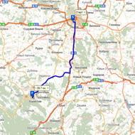Дорога до Трускавца
