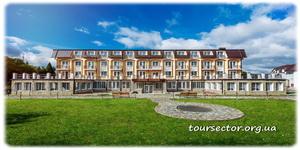 готелі курорту Моршин
