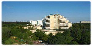 Трускавец санатории - санаторий Молдова