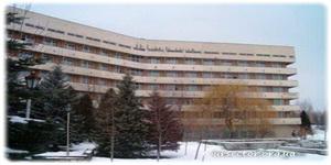 Лікування в Трускавці - санаторій Батьківщина