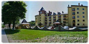 курортные комплексы сходницы - Киевская Русь