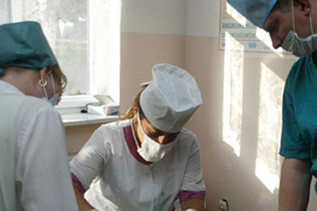 Курорт Трускавец - городская больница
