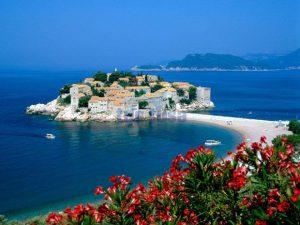 курорт Черногория