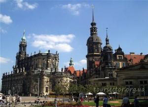 Тур из Трускавца. Краков - Дрезден