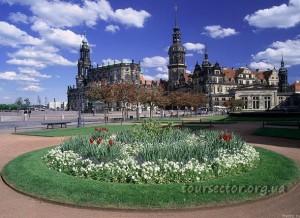 Краков - Дрезден. Туры из Трускавца
