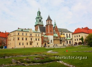В тур из Трускавца в Краков