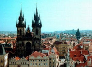 Туры в Европу. Краков - Прага