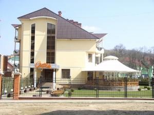Закарпатье - отель София