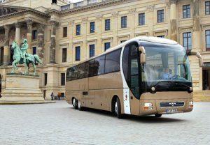 туры в Европу на автобусе
