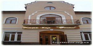 готелі Трускавця - Річки
