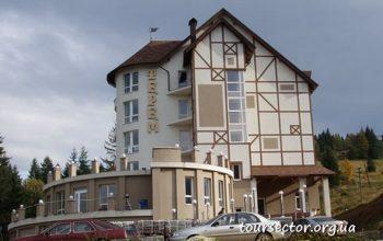 курорты Карпат - поселок Славское