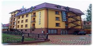 готель Трускавця - Нафтуся