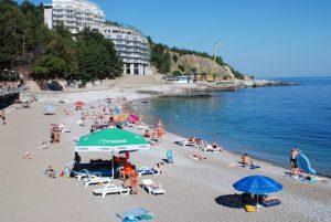 курорты Украины - Кастрополь