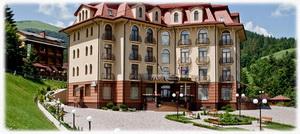 курортный комплекс Пилипец - Карпаты