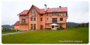 готель Алєся - Східниця