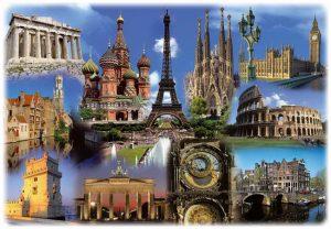 Отпуск в Европе