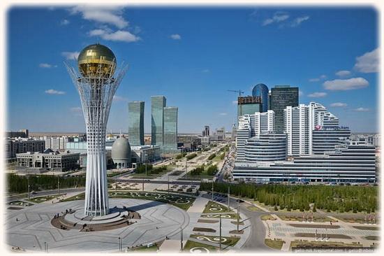 Авиабилет Киев-Астана