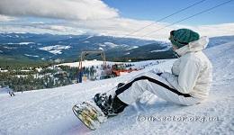 фотографии лыжного курорта Драгобрат