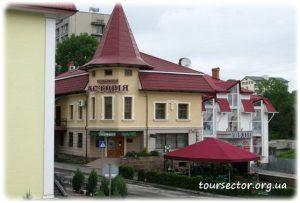 рестораны Трускавца