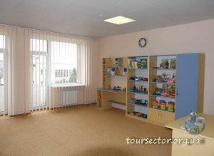 Санаторий Весна - детская комната