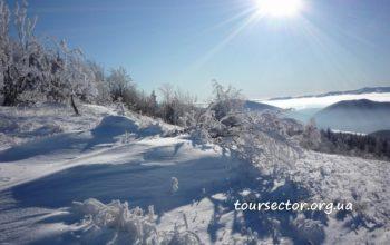 Славское - лыжный курорт