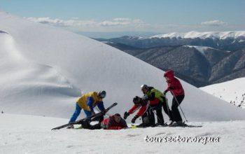 Славское - лыжные трассы