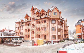 Отель Свитязь