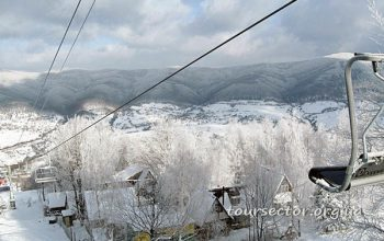горнолыжный курорт Закарпатья