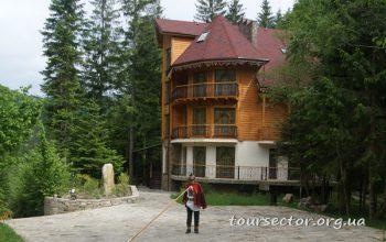 отдых в Карпатах - Татаров