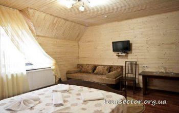 Отель Леку - отдых в Карпатах