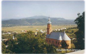 Иршавский район Закарпатья