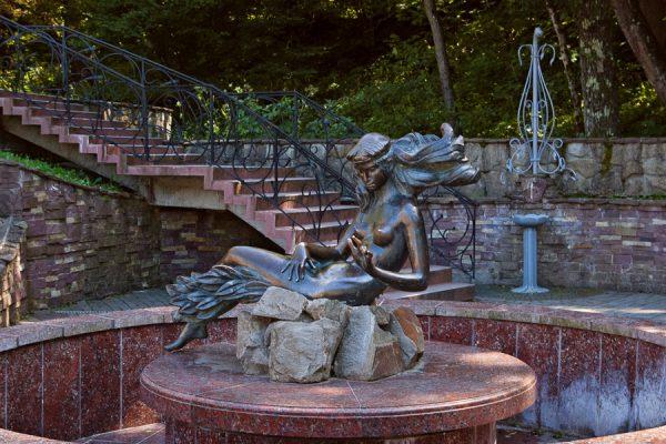 курорт Трускавец - отдых и лечение