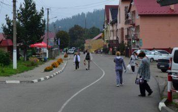улицами Сходницы