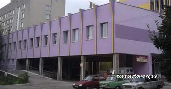больница в Трускавце
