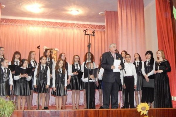 хор из Трускавца