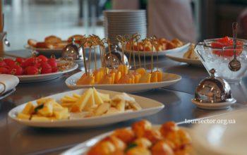 Блюда ресторана