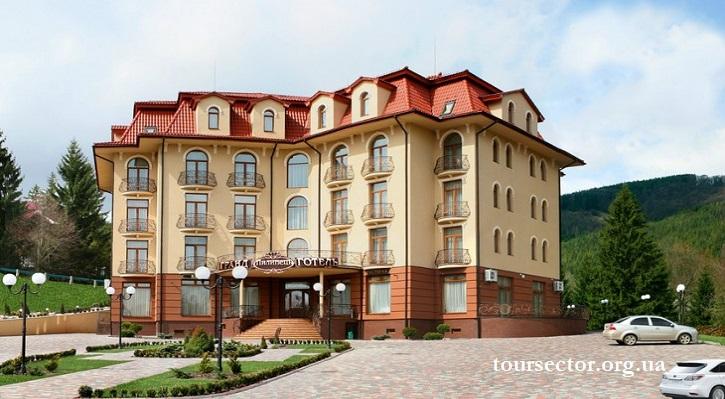 Отель Пилипец