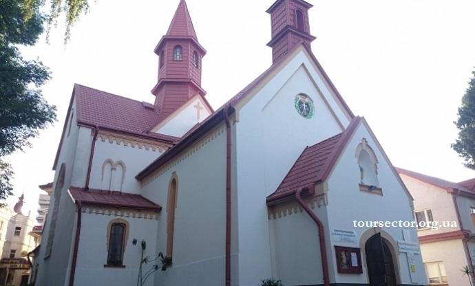 костел Трускавца