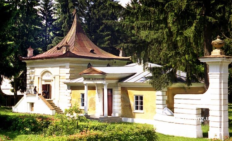 Дворец Чечеля