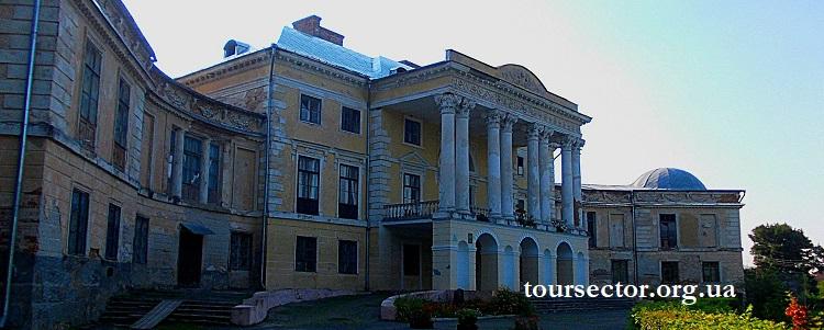 Вороновицкий дворец