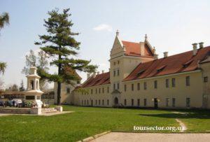 Жовковский замок
