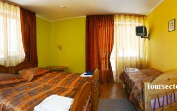 Номера отеля