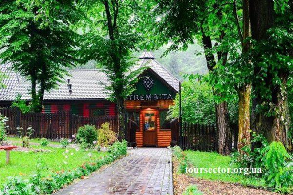 Ресторан Trembita