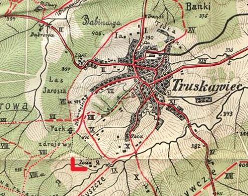 польская карта