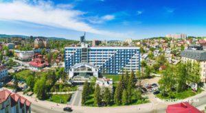 Hotel Трускавец