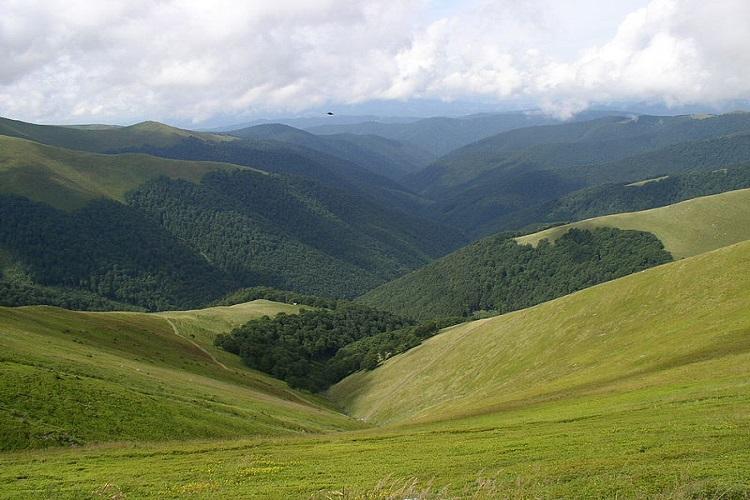 горы и здоровье