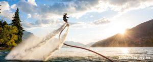Водные развлечения в Буковеле