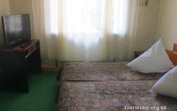 Двухместные апартаменты