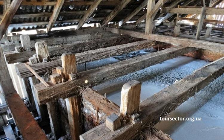солевыварочной завод
