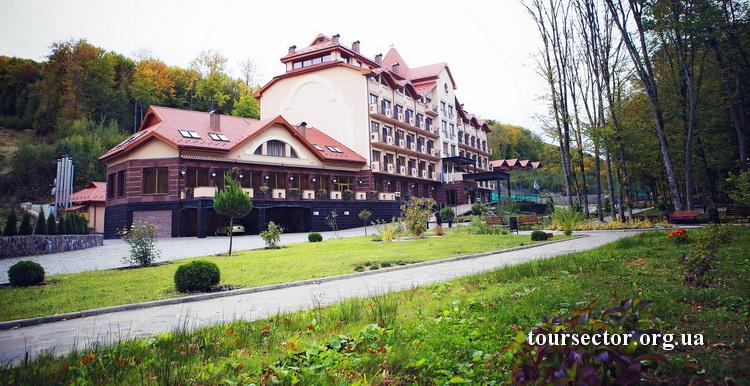 курортный комплекс Сольва